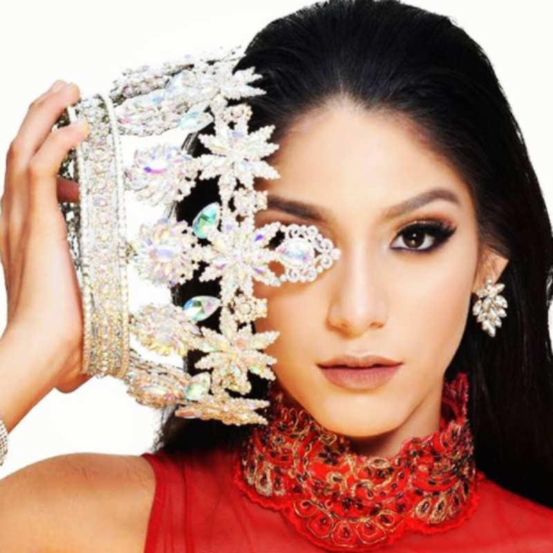 Valeria Franceschi selected as Miss International Panama 2020