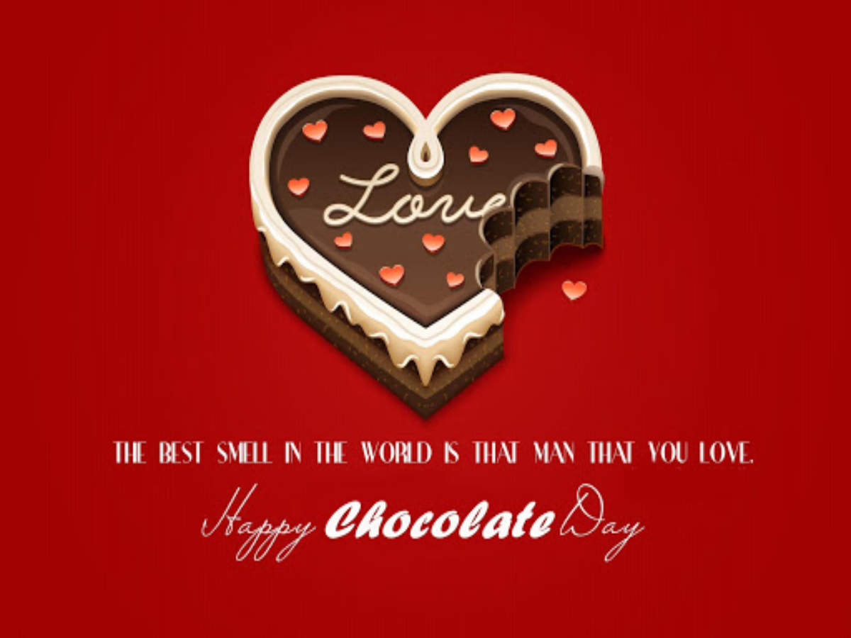 Happy Chocolate Day 2021 Quotes Wishes Messages Cards Greetings Images And Gifs Times Of India