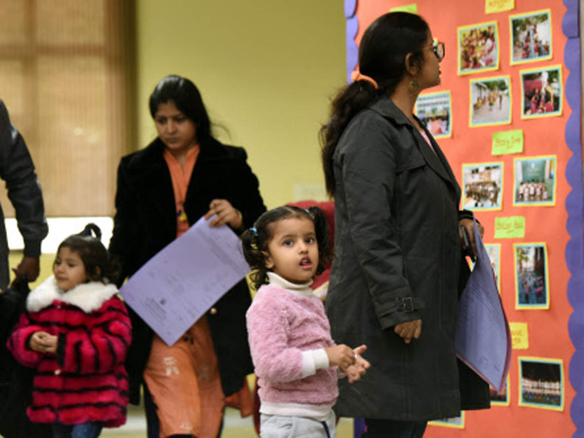 Alert: Delhi nursery admission process to start on February 18