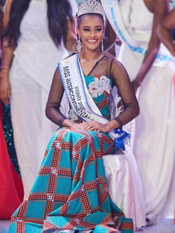 Brihanna Kinte chosen as Miss Intercontinental Ghana 2020