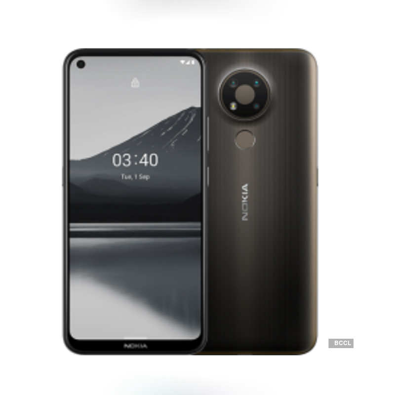 Nokia 5.4 and Nokia 3.4 smartphones launched