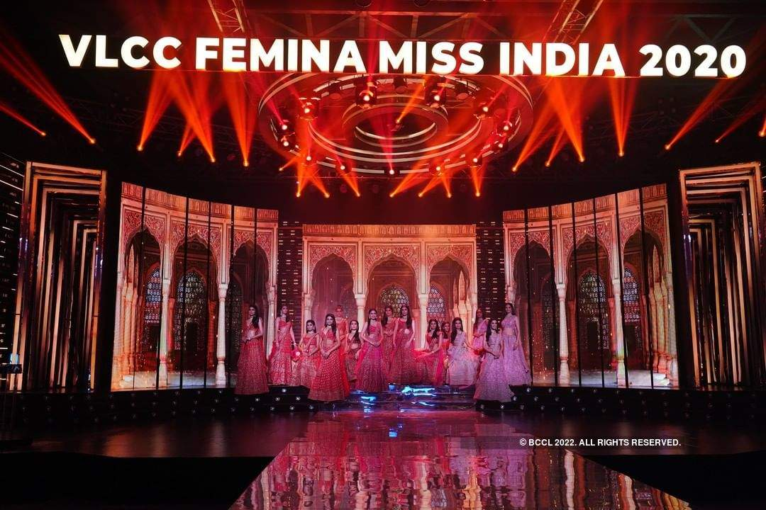 VLCC Femina Miss India 2020 Grand Finale: Top 15 State Winners In Mohey Fashion