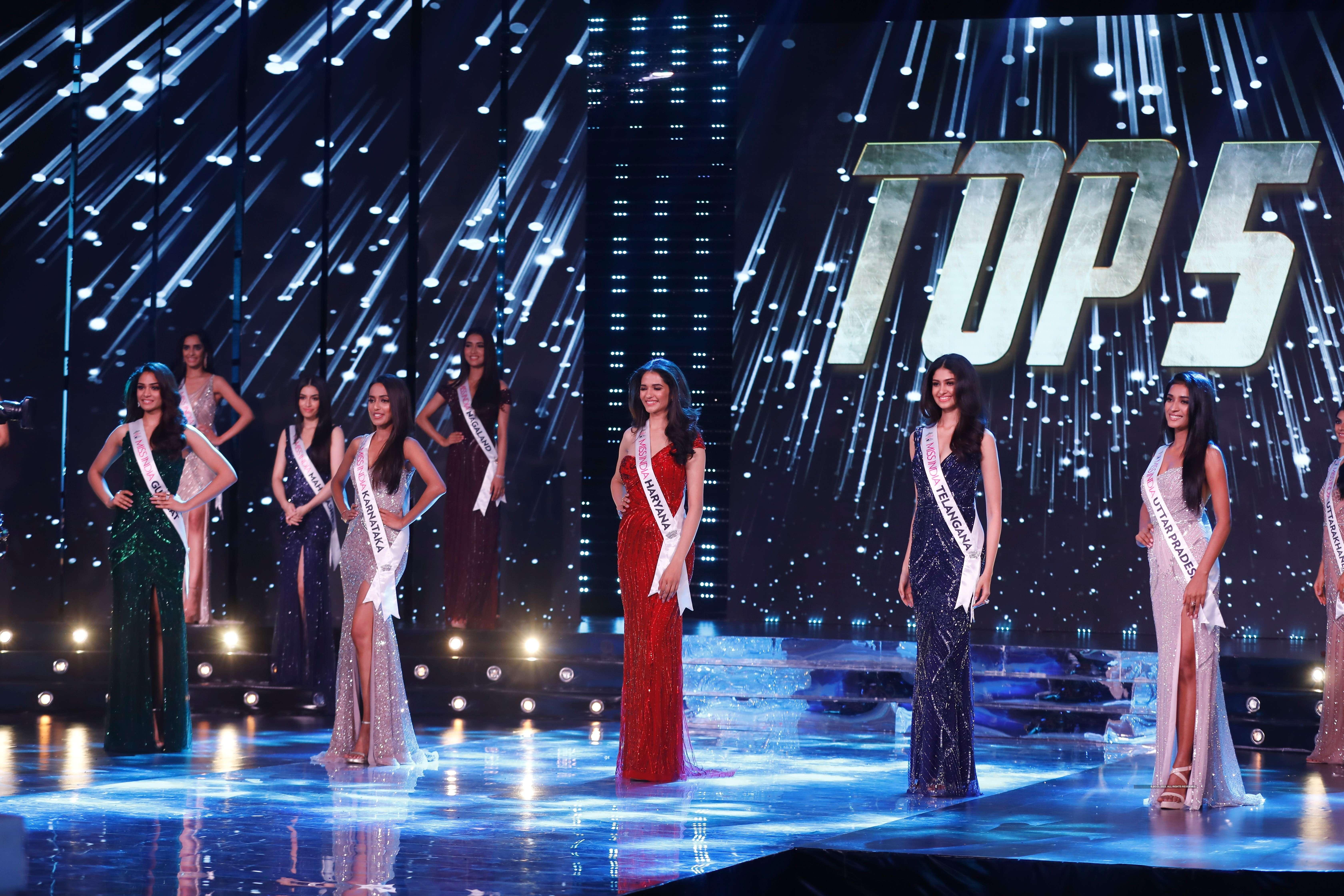 GRAND FINALE: Meet The Top 5 of VLCC Femina Miss India 2020