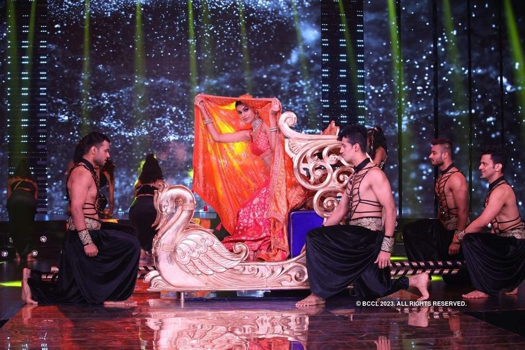 Miss India 2019 Suman Rao's Stellar Performance At VLCC Femina Miss India 2020