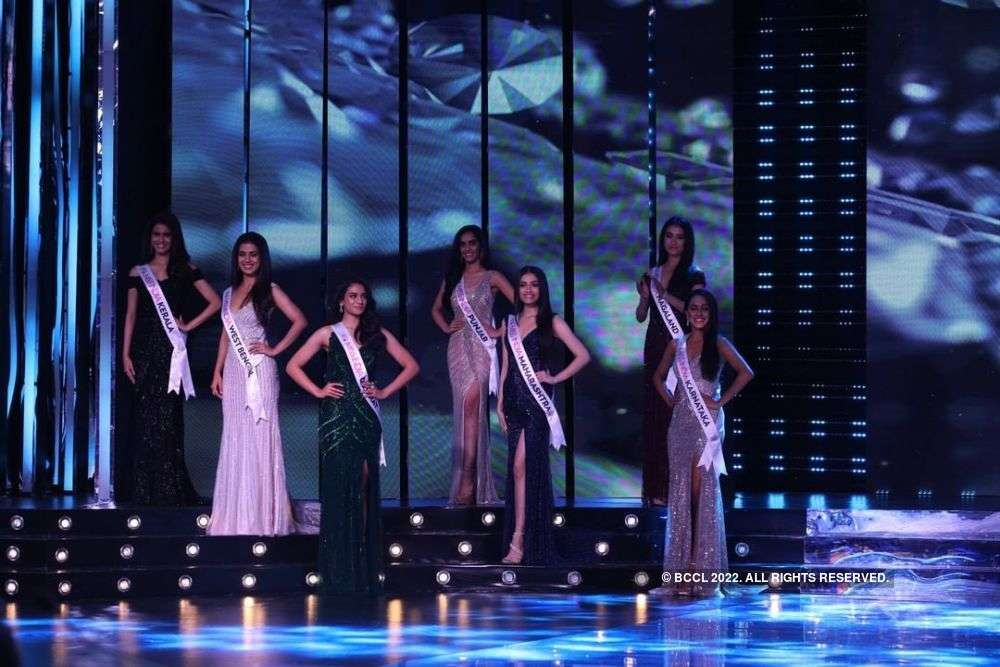 VLCC Femina Miss India 2020 Grand Finale: Top 15 State Winners slay in gowns by Bhawna Rao