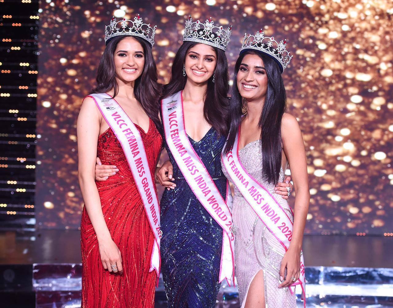 Miss India World 2.