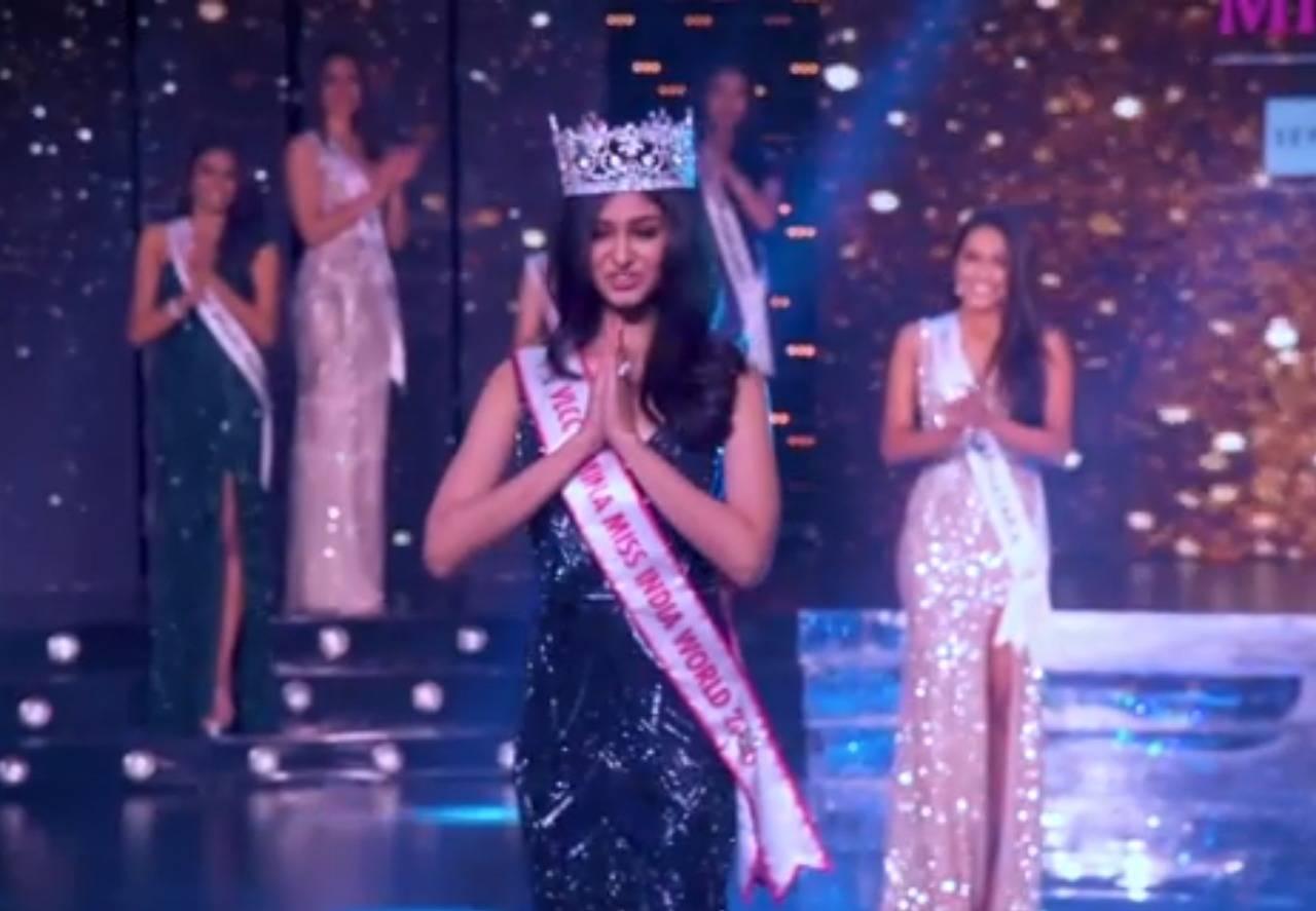Miss India World 4