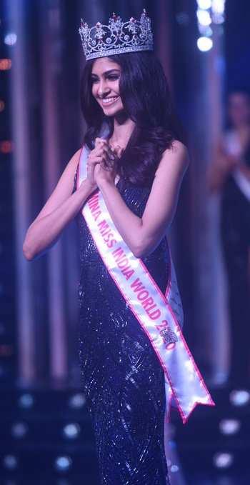 Miss India World.