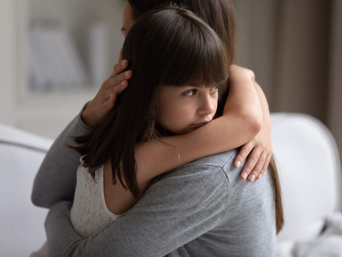 5 signs that show your child may be suffering from mental health issues   The Times of India