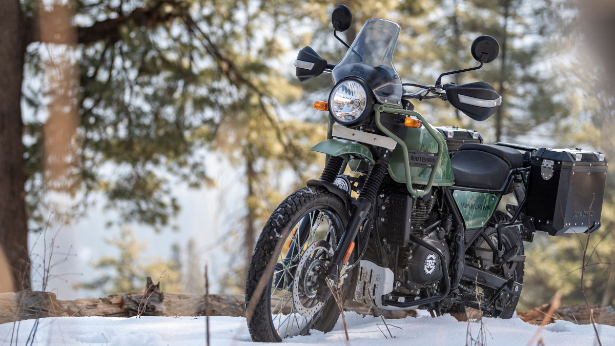 2021 Royal Enfield Himalayan launched: First Look