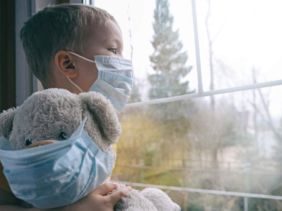 Severe coronavirus in kids: 1 in 3 kids with MIS require hospitalization, all you need to know about the same - Times of India
