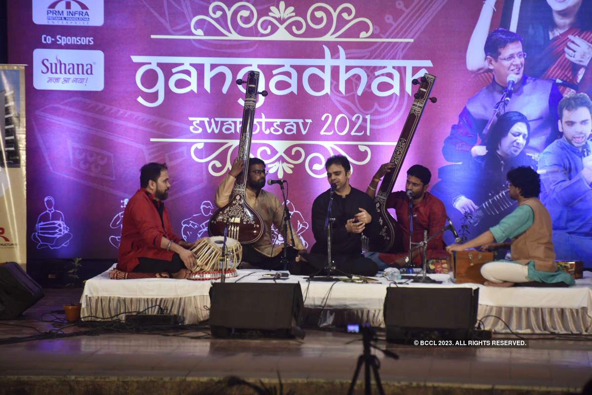 Glimpses of Gangadhar Swarotsav 2021