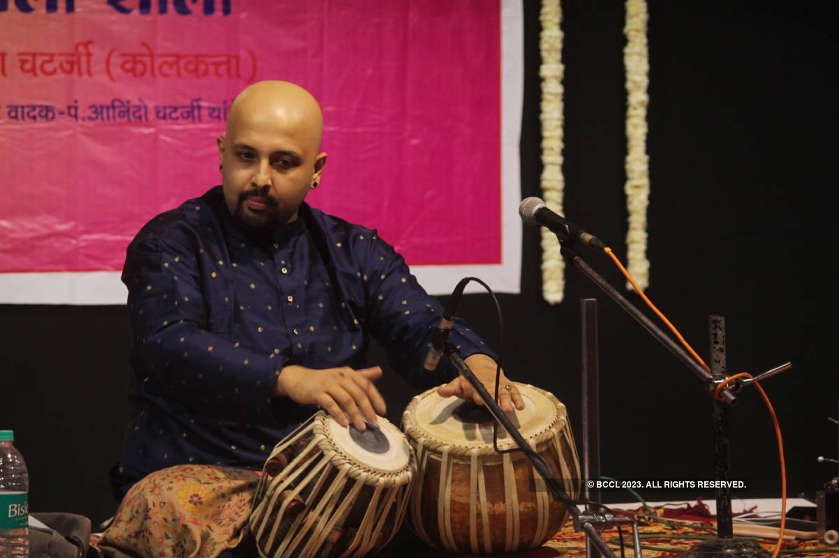 Artistes perform at Taal Utsav