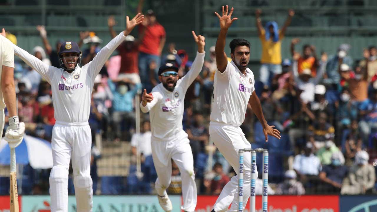 India vs England, 2nd Test: Ashwin & Co make the ball talk on Chennai turner    The Times of India