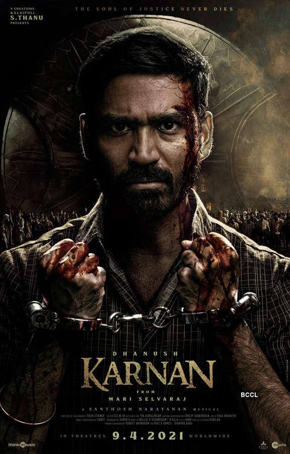 Karnan's first look!