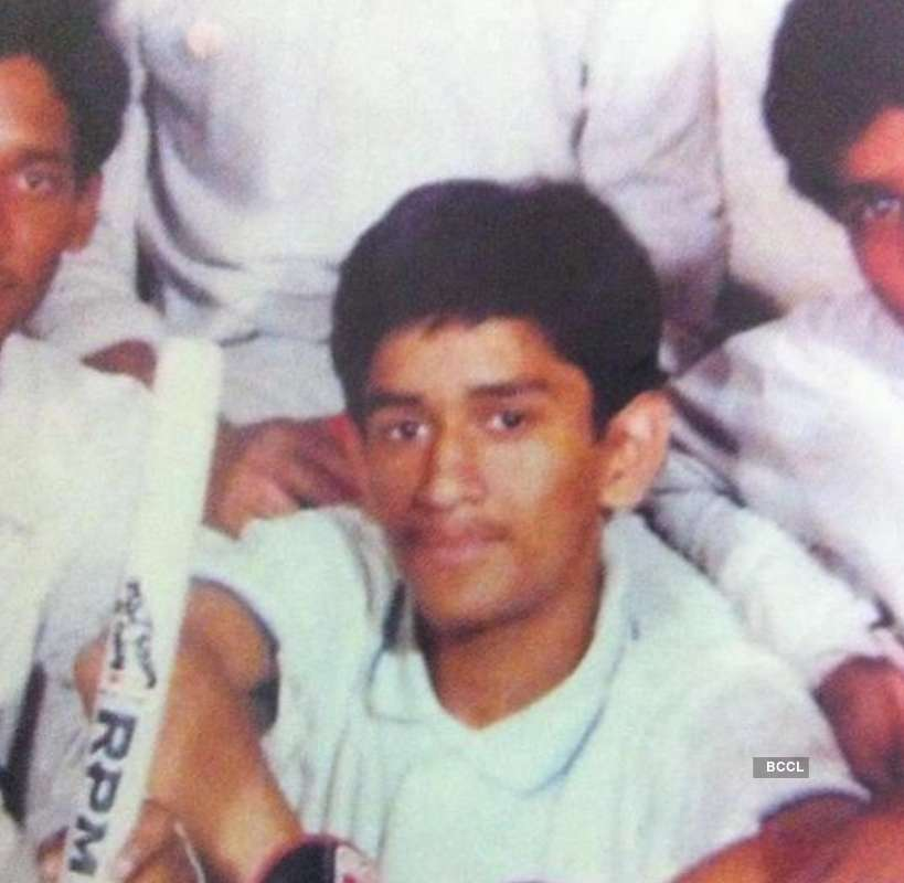 Childhood photos of your favorite cricketers