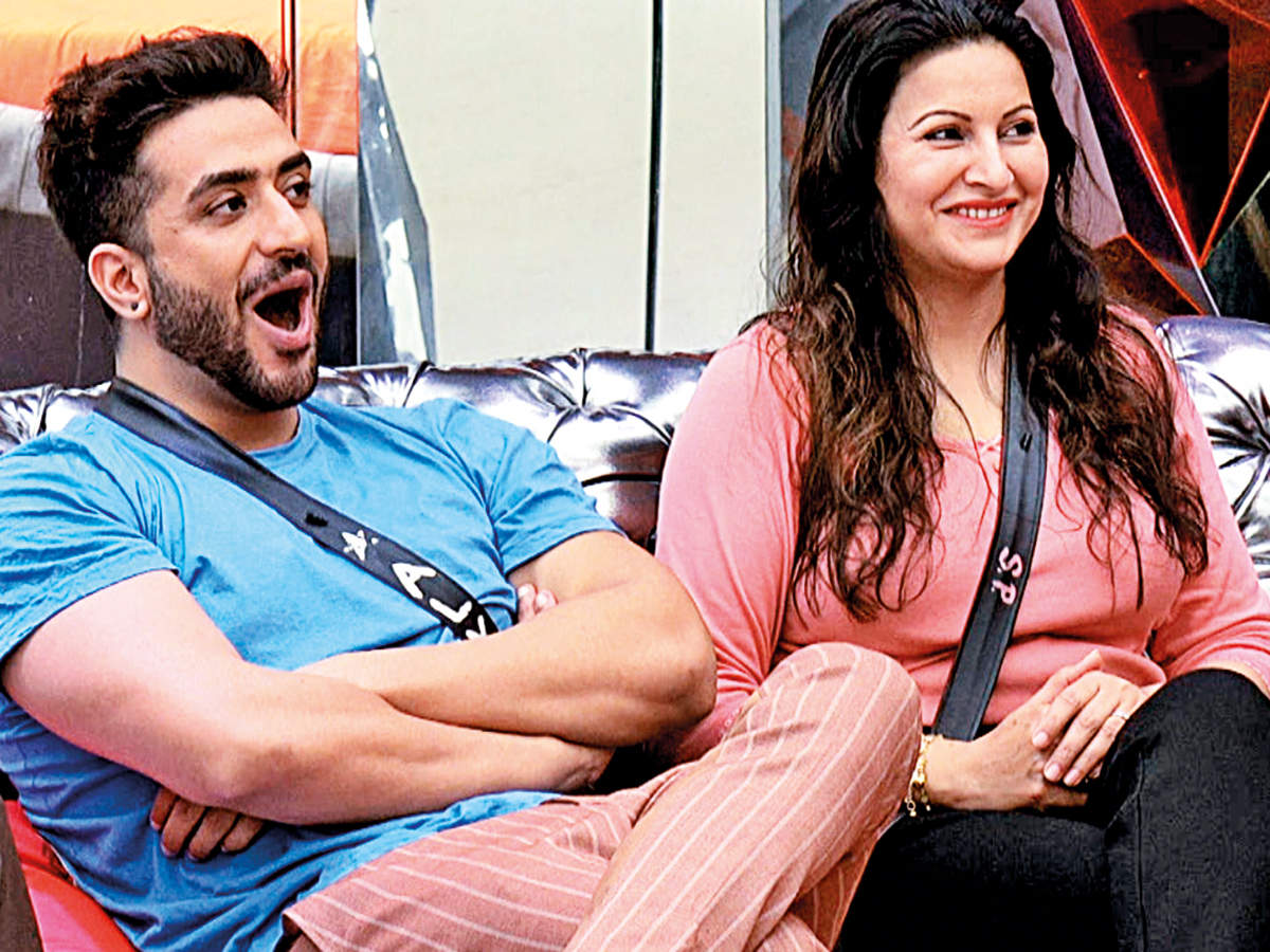 Aly Goni and Sonali Phogat