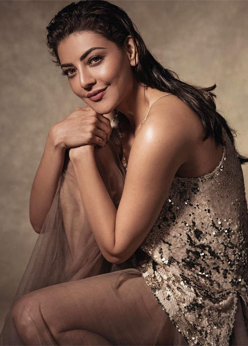 Kajal Aggarwal is winning hearts with her new captivating photoshoots