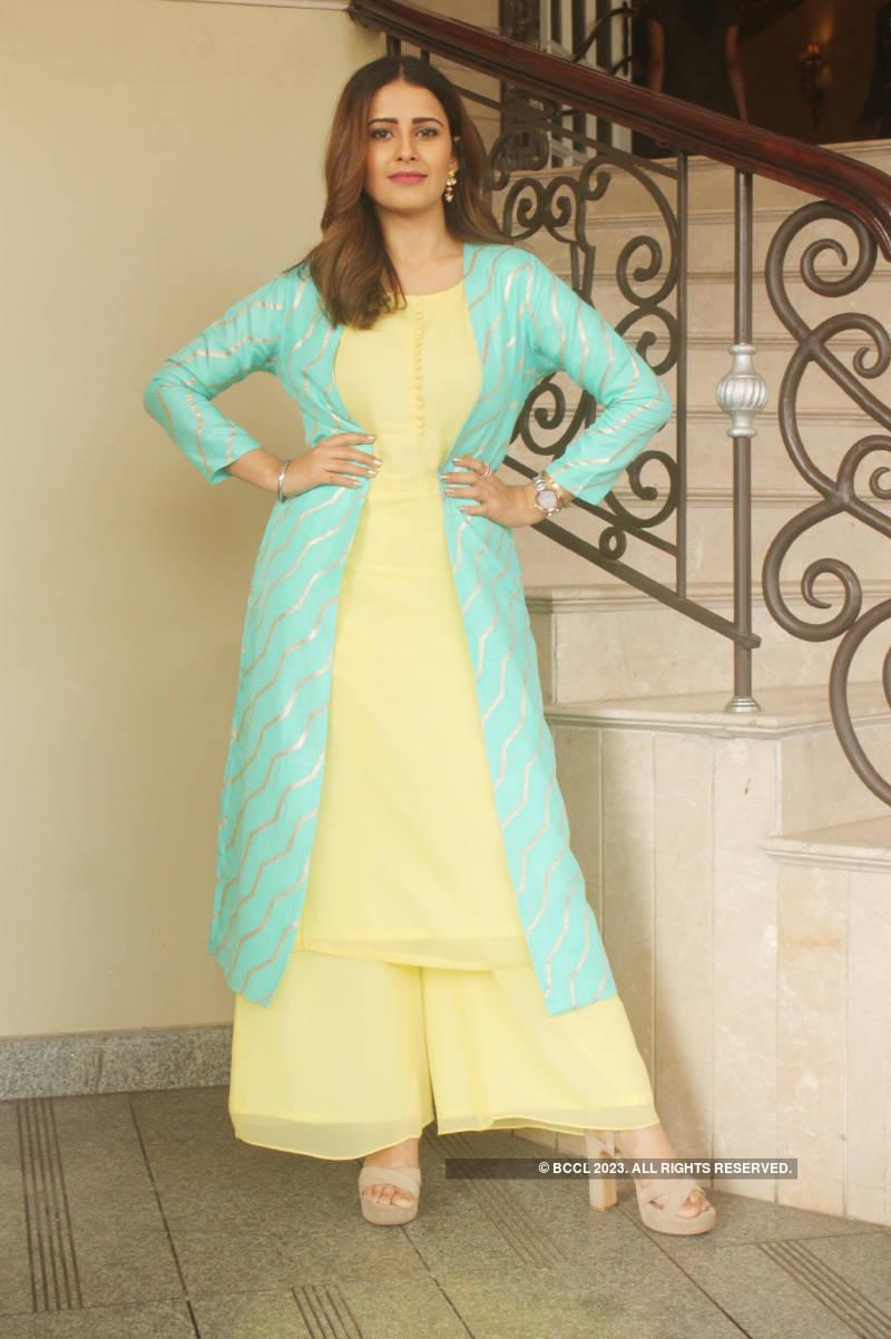 Actress Shivani Tomar's exclusive photoshoot