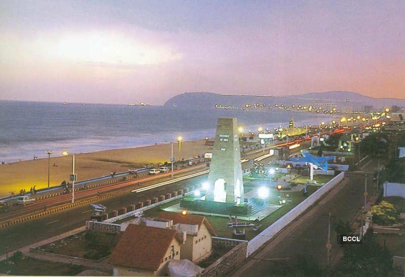 Top beautiful places to visit in Visakhapatnam