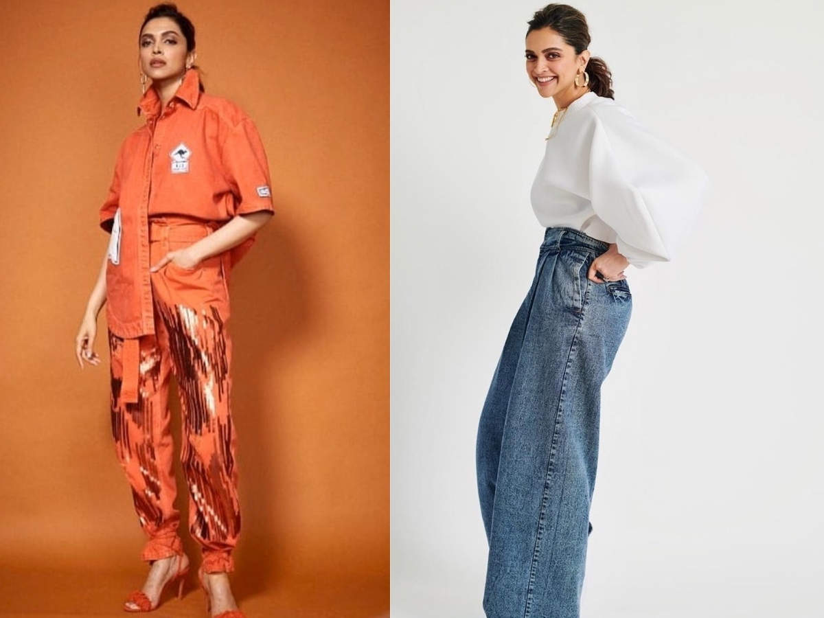 All the times Deepika Padukone showcased some really cool pants!  | The Times of India