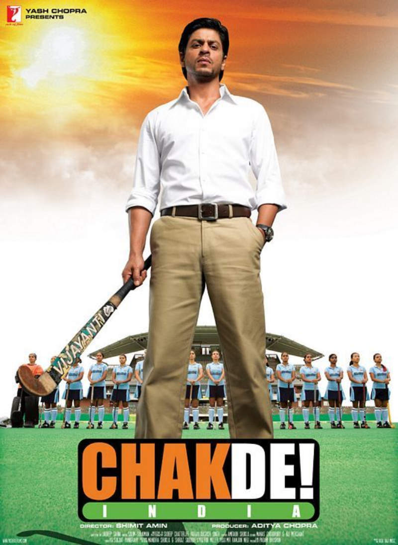 Top best sports movies in India