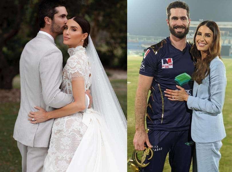 Beauty Queen Erin Holland Marries Australian Cricketer Ben Cutting