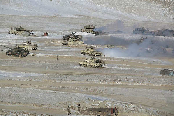 Ladakh face-off: These pictures show China pulling back troops