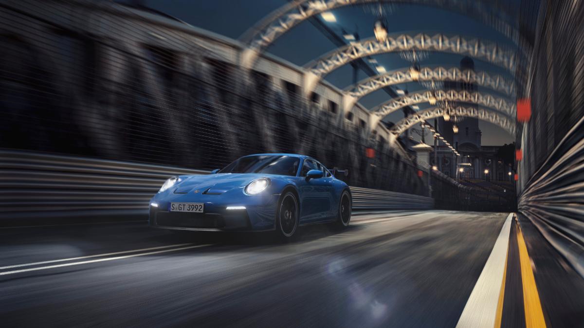 The new-age Porsche 911 GT3