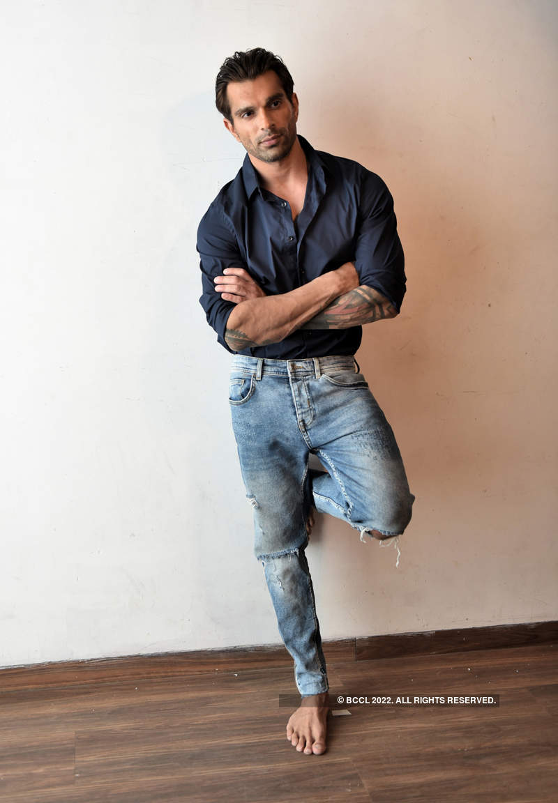 Karan Singh Grover's photoshoot