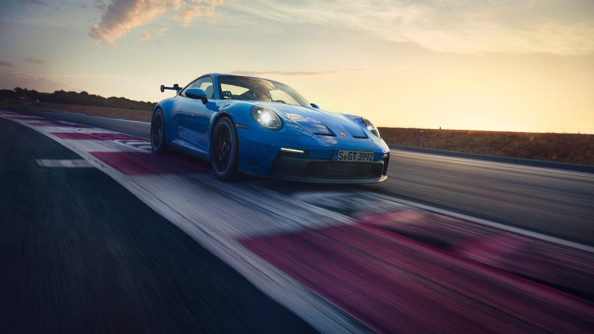 Porsche 911 GT3: First look
