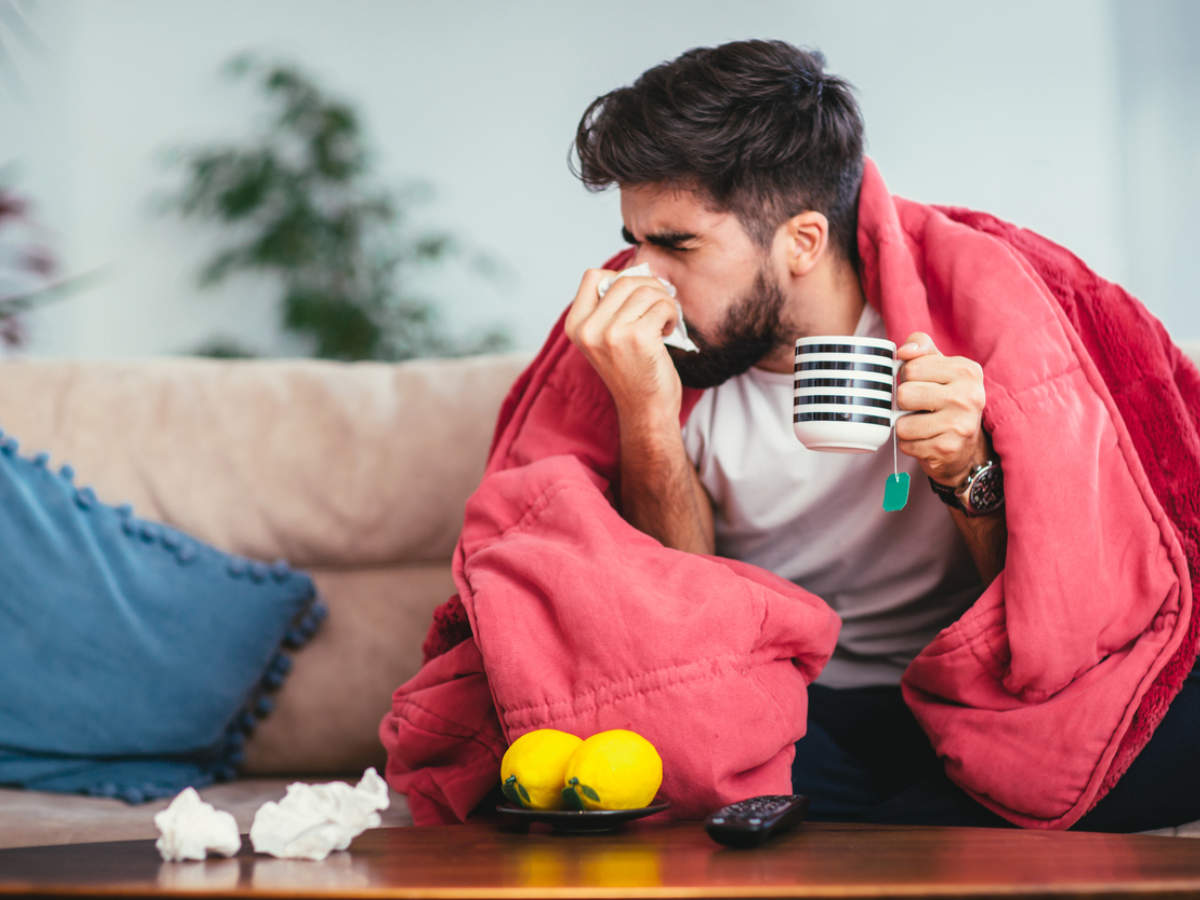 Coronavirus: COVID-19 infection cannot be prevented by common cold antibodies, says study - Times of India