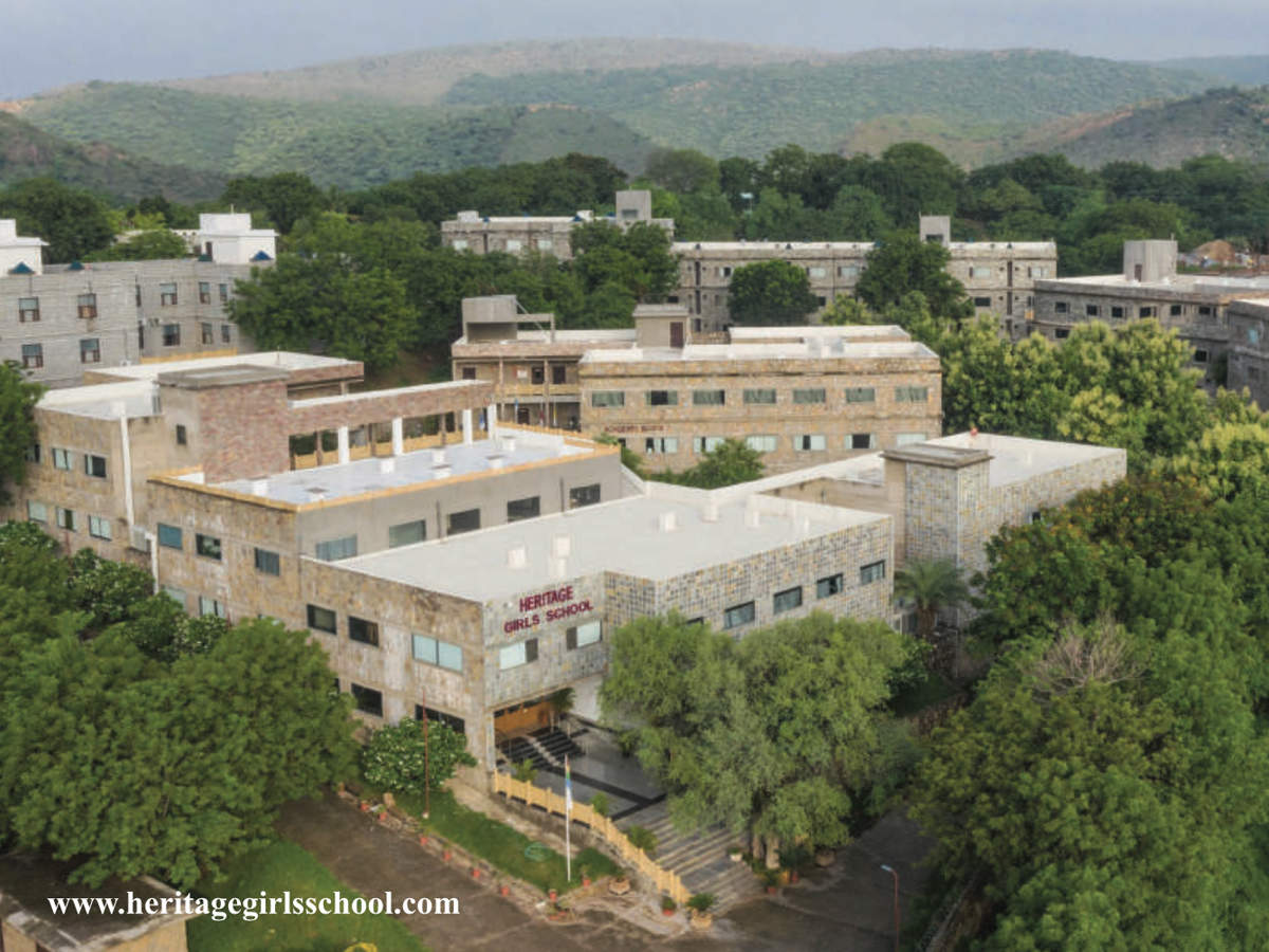 Why boarding schools are safer than day schools - a take by Heritage Girls School, Udaipur
