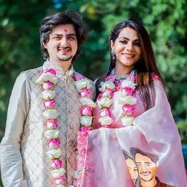 Lovely wedding pictures of Aditya Kapadia and Tanvi Thakkar - Times of India