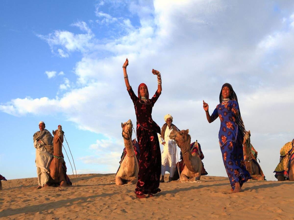 Jaisalmer Desert Festival to be held from February 25
