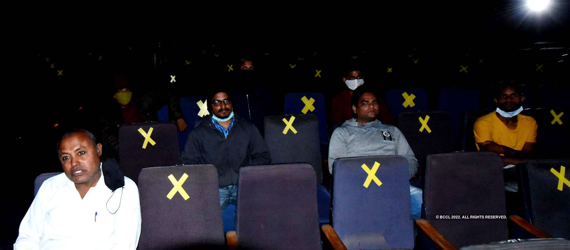 Multiplexes and cinema halls reopen in Jaipur