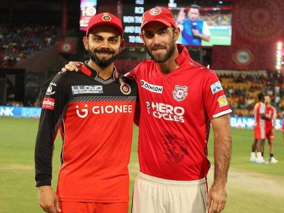 Glenn Maxwell eager to learn from 'pinnacle of the game' Virat Kohli at RCB  | Cricket News - Times of India