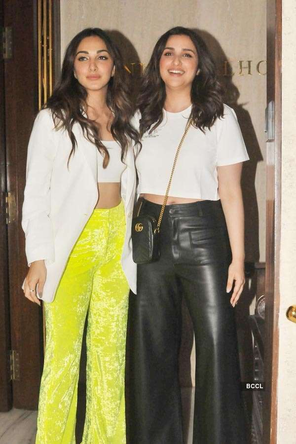 Inside pictures from Manish Malhotra's starry house party