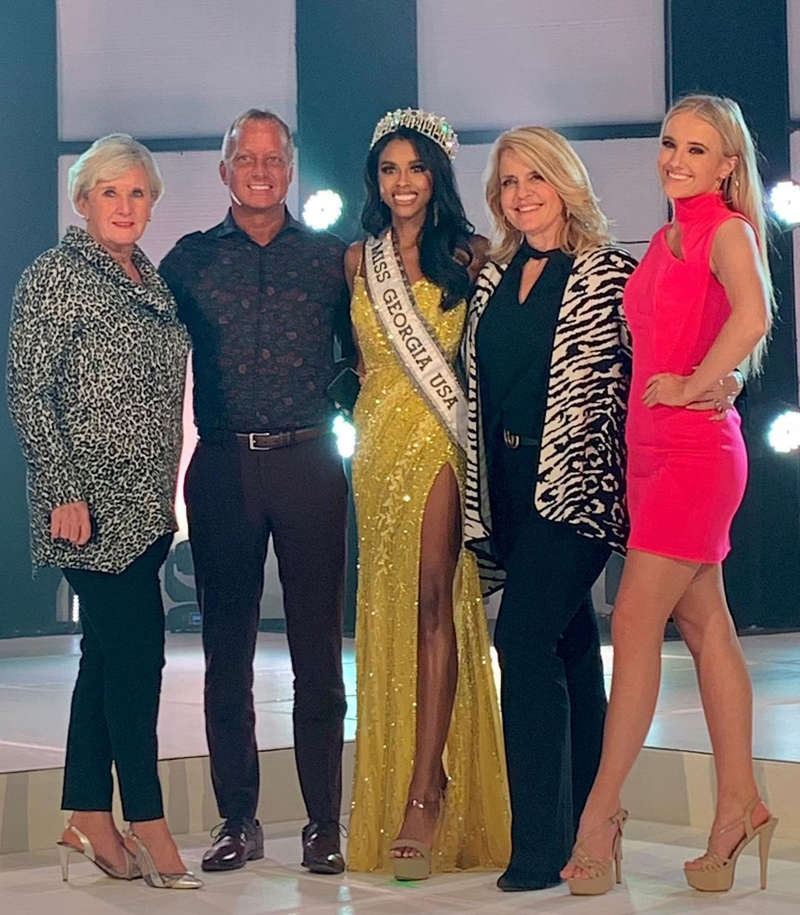 Cora Lynn Griffen selected as Miss Georgia USA 2021