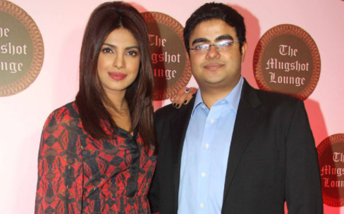 Priyanka Chopra's brother pushed her to participate in Femina Miss India because he wanted his room back!