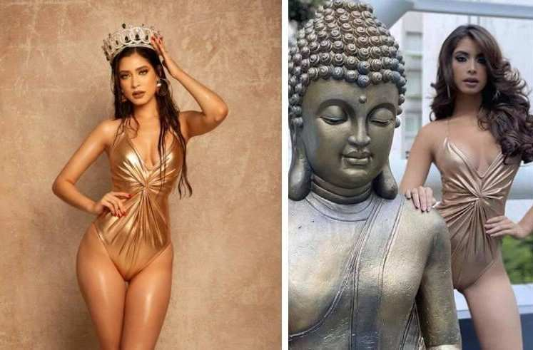 Beauty queen issues an apology for hurting religious sentiments