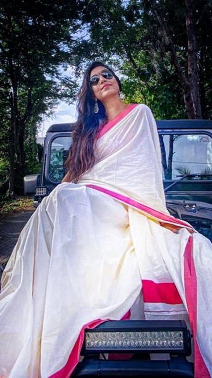 Nothing like Kerala saree