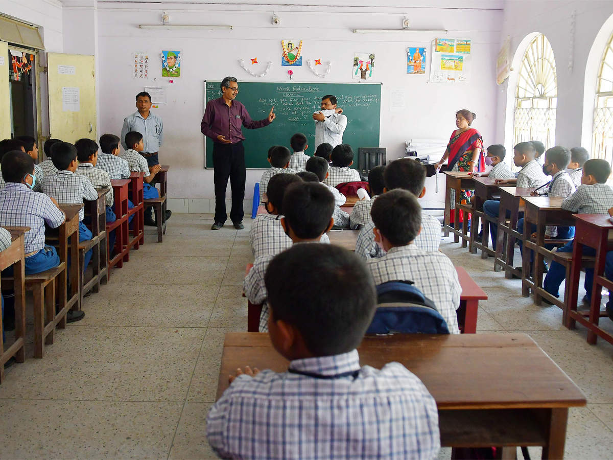 Rajasthan education department to digitise entire school curriculum