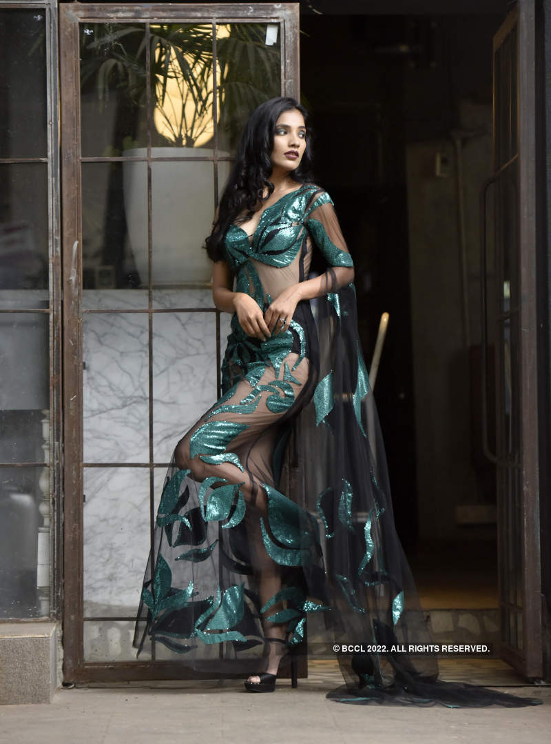 Pranali Bhalerao is never off the style and these pictures are proof of her slaying game