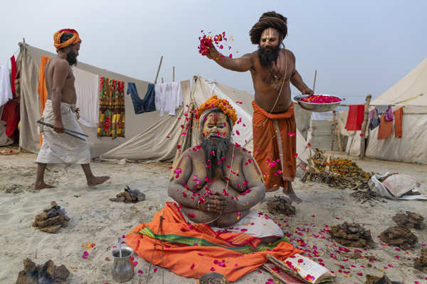 40 spectacular pictures from Magh Mela