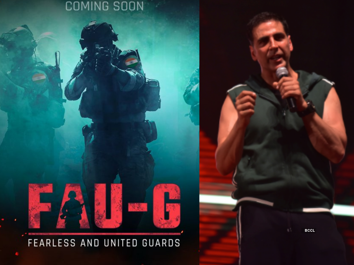 FAU-G mobile game is getting Team Deathmatch mode - Gadgets Now