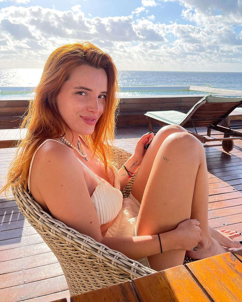 Bella Thorne is making heads turn with her photoshoots