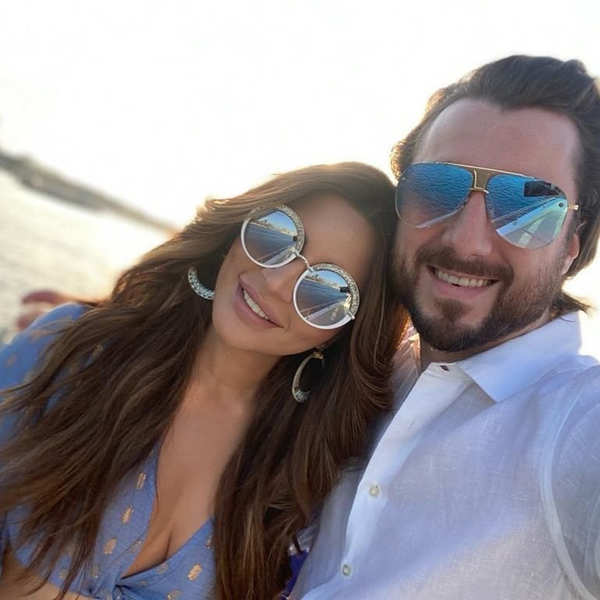 Shama Sikander and James Milliron give us major couple goals with these lovely pictures