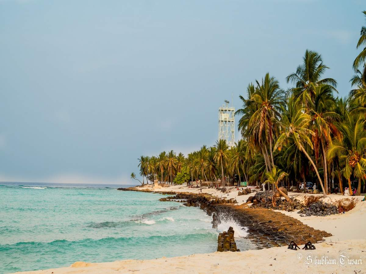Lakshadweep aims to develop world-class cruise tourism