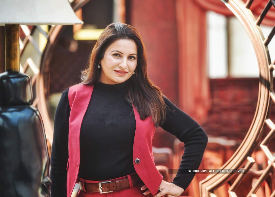 Sonali Phogat's photoshoot